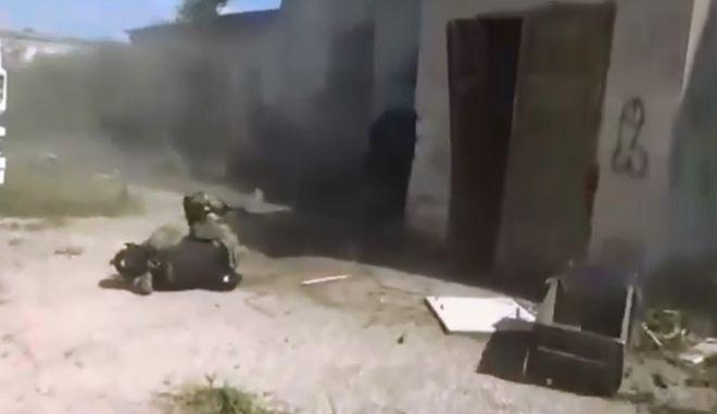Βρείτε τι δεν πάει καλά σε αυτό το βίντεο των ρωσικών ειδικών δυνάμεων