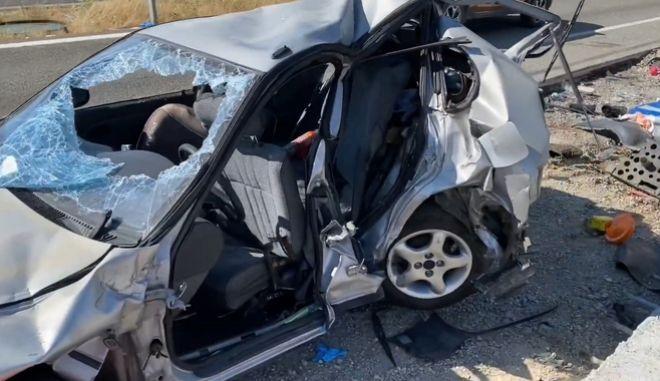 Τραγωδία στην Αλεξανδρούπολη: Τροχαίο με 7 νεκρούς και 5 τραυματίες