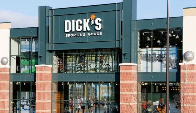Dick's Sporting Goods is coming to the Del Amo Fashion Center. File photo of store in Pennsylvania. (Associated Press)