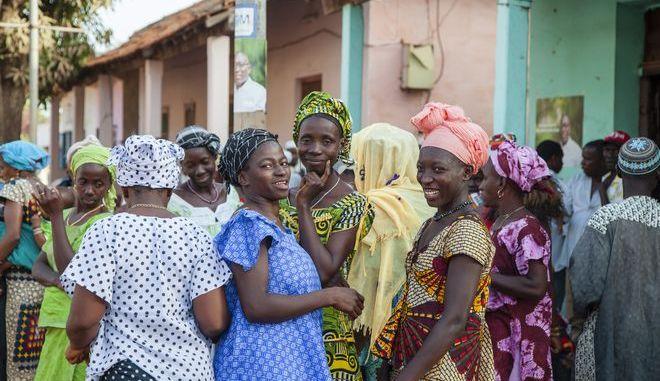 Γυναίκες στην Αφρική φωτογραφίες αρχείου