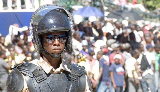 Διαμαρτυρία στην Αϊτή