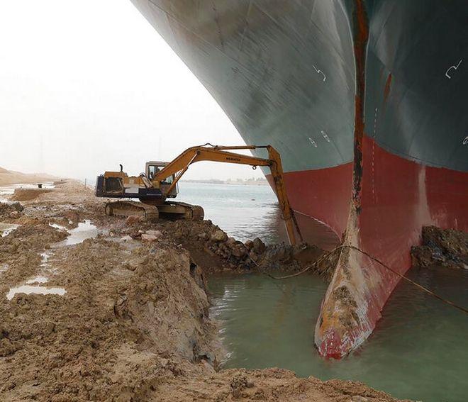 Περίπου 20.000 κ.μ άμμου πρέπει να απομακρυνθούν.