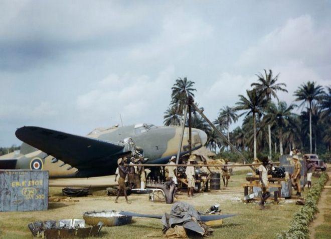 Μηχανή του Χρόνου: Στο φως συγκλονιστικές έγχρωμες φωτογραφίες του Β΄ Παγκοσμίου Πολέμου