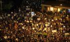Διαδηλωτές στο Ισραήλ