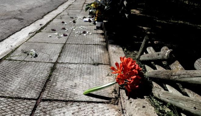 Το σημείο της δολοφονίας Καραϊβάζ