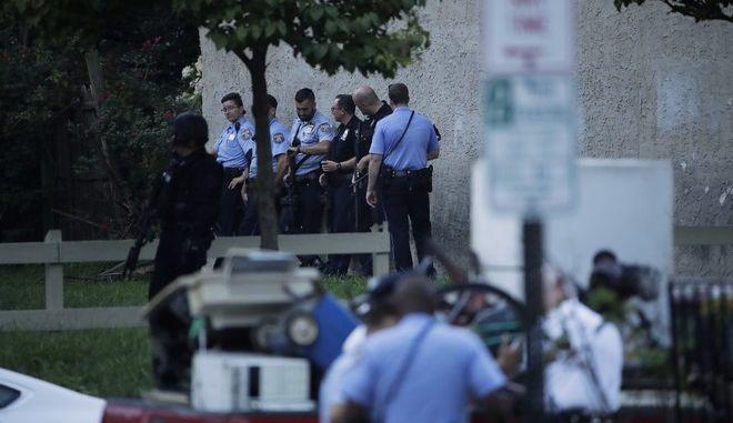 Συνελήφθη ο δράστης της ένοπλης επίθεσης στη Φιλαδέλφεια