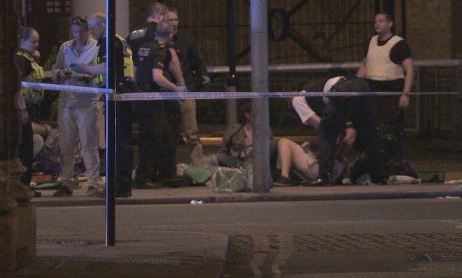Επίθεση στο Λονδίνο: 7 νεκροί πολίτες, δεκάδες τραυματίες. Νεκροί και οι 3 δράστες