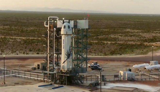 Το «New Origin Shepard»