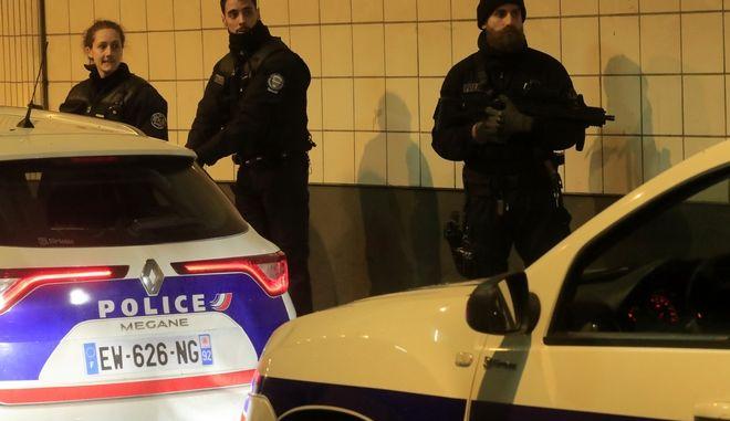 Δυνάμεις της αστυνομίας στη Γαλλία
