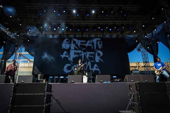 Release Athens Festival 2019: Οι Disturbed