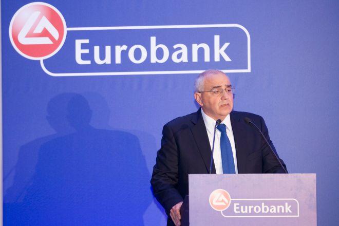 Η Eurobank έτοιμη να συμβάλει στην επιστροφή της οικονομίας σε βιώσιμους ρυθμούς ανάπτυξης