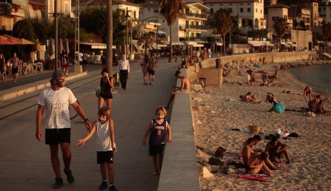Ισπανία: Στα ύψη οι κρατήσεις Γερμανών τουριστών για το Πάσχα στις Βαλεαρίδες