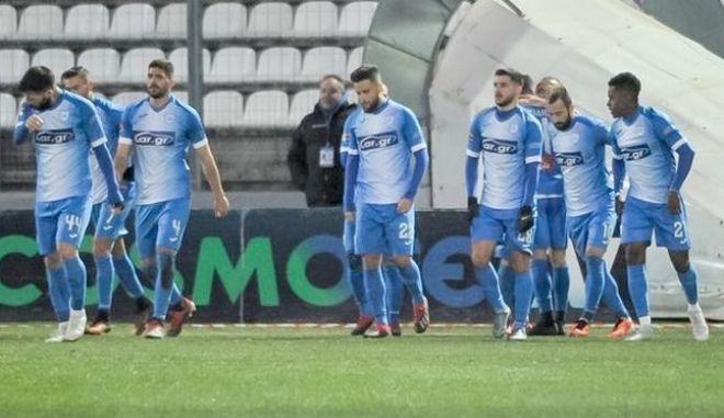 """ΠΑΣ Γιάννινα - Παναθηναϊκός 1-0: Του έβαλε δύσκολα και έγινε φαβορί ο """"Άγιαξ της Ηπείρου"""""""