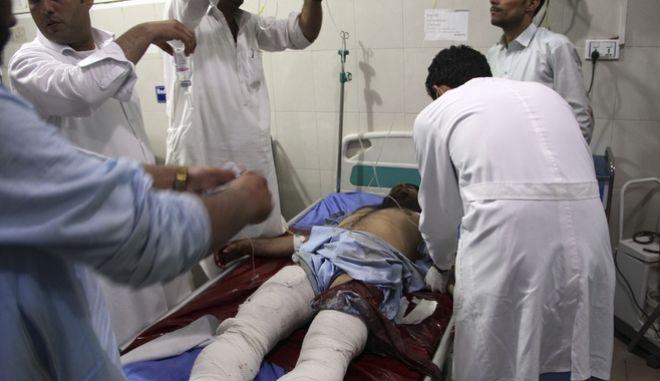 Τραυματίας σε νοσοκομείο της Τζαλαλάμπαντ