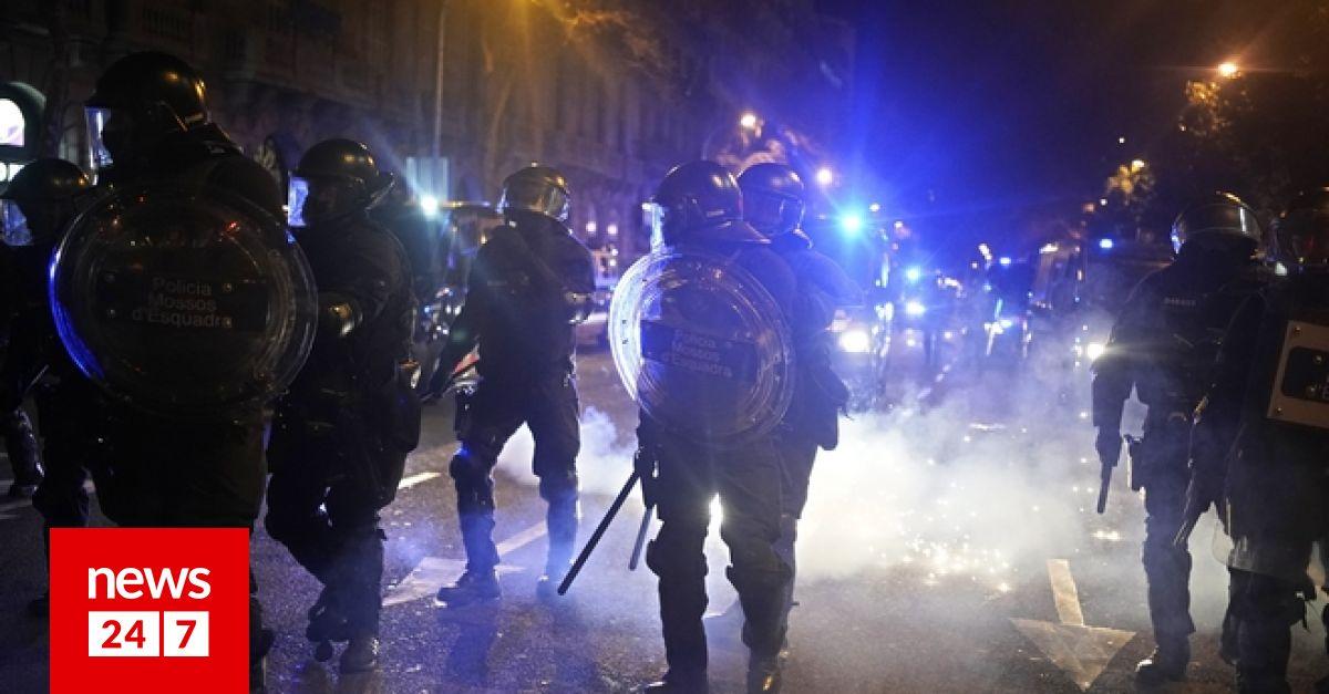 Ισπανία: Έβδομη νύχτα επεισοδίων κατά τις κινητοποιήσεις υπέρ του φυλακισμένου ράπερ Πάμπλο Χασέλ – Κόσμος