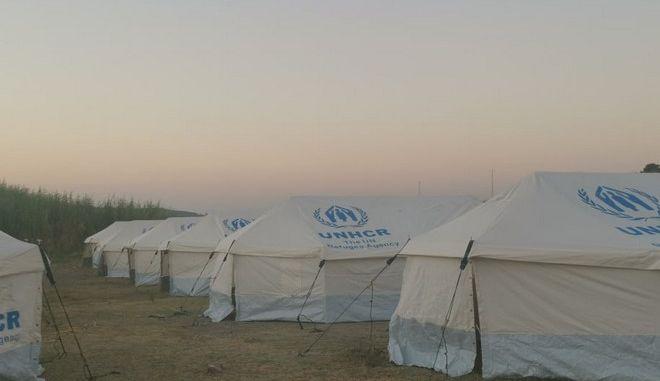 Λέσβος: Αυτός είναι ο χώρος που ετοιμάζεται για να μεταφερθούν πρόσφυγες και μετανάστες