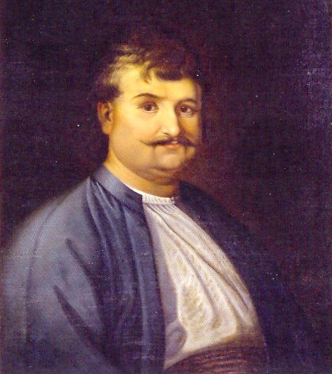 Ο Ρήγας Φεραίος (1757-1798).