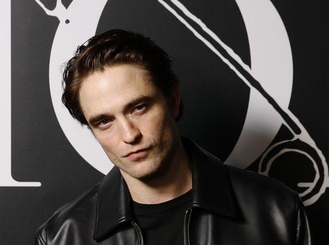 Ο Robert Pattinson