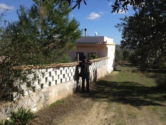Το News 247 στο κρησφύγετο των απαγωγέων στην Κερατέα