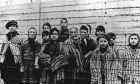 Στο στρατόπεδο συγκέντρωσης του Άουσβιτς.