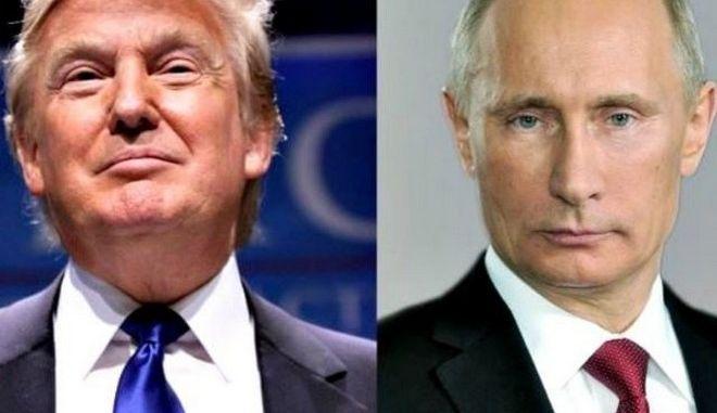 Τα έβαλε με λάθος αντίπαλο. Ο Ντόναλντ Τραμπ 'πυροβολεί' τον Βλαδίμηρο Πούτιν