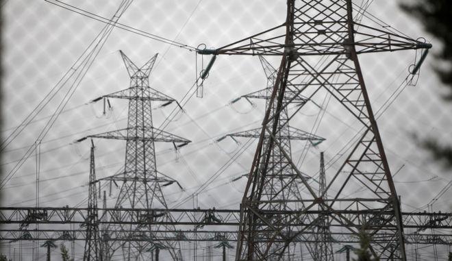 Κέντρο μεταφοράς ηλεκτρικής ενέργειας στον Άγιο Στέφανο