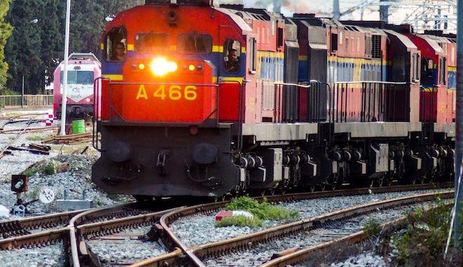 Στιγμιότυπο τρένου