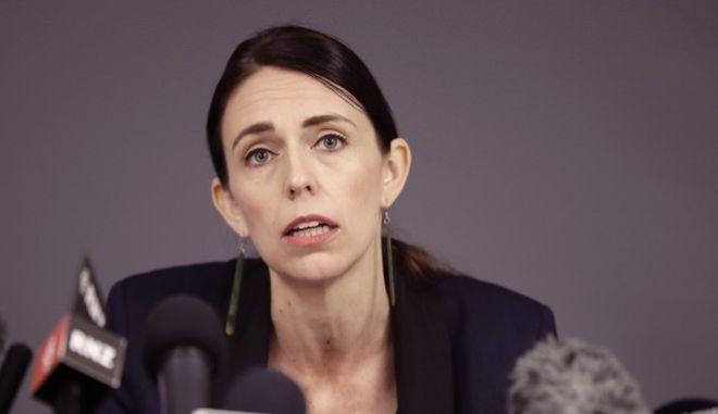 Η πρωθυπουργός της Νέας Ζηλανδίας Τζασίντα Άρντερν