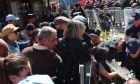 Κύπρος: Έκλεισε το οδόφραγμα Λήδρας για τον κορονοϊό - Τραυματίες αστυνομικοί