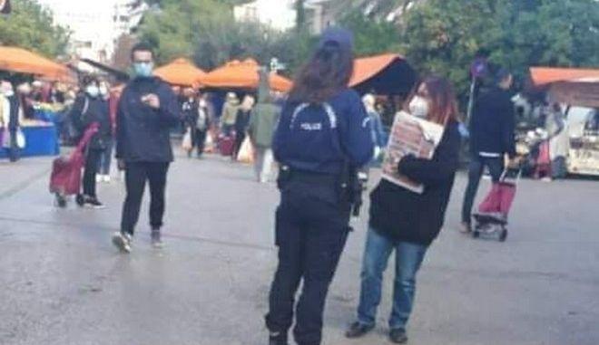 """Καταγγελία ΣΕΚ: """"Προσήγαγαν μέλη μας γιατί μοίραζαν φυλλάδια"""""""
