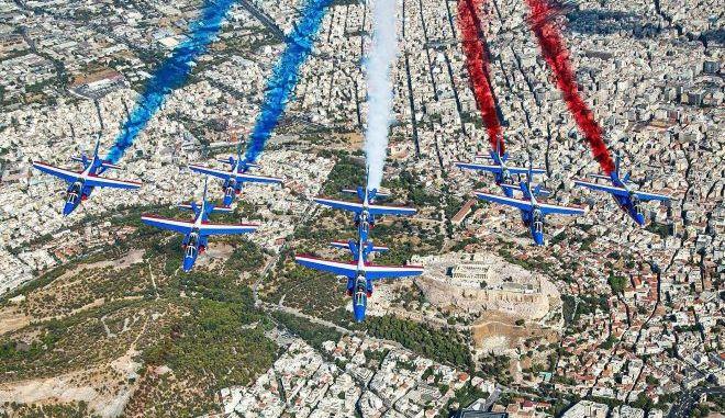 Η πιο εντυπωσιακή Athens Flying Week που έγινε ποτέ!