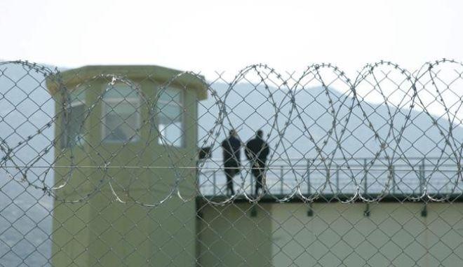 Εντοπίστηκε και συνελήφθη δραπέτης των Φυλακών Τίρυνθας