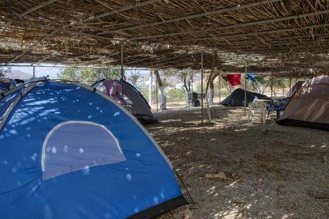 Camping Καστάνης