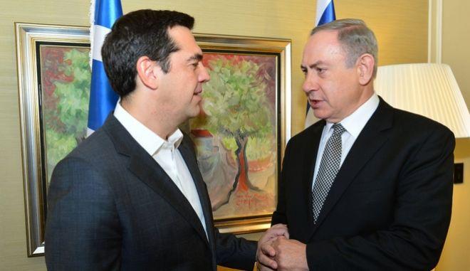 Τσίπρας: Η επόμενη τριμερής Ελλάδας-Κύπρου-Ισραήλ να γίνει στη Θεσσαλονίκη