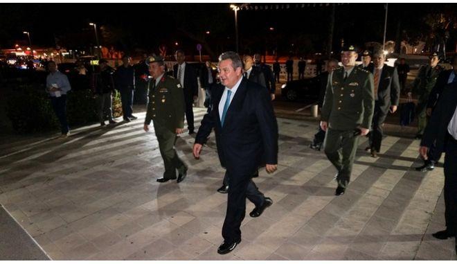 Καμμένος: Όραμα όλων η βιώσιμη και λειτουργική λύση του Κυπριακού