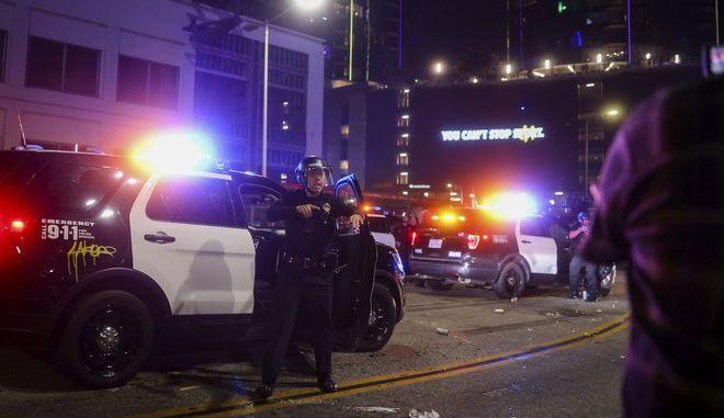 Αστυνομία στις ΗΠΑ (Αρχείο)