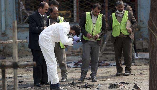 Αφγανιστάν: Έκρηξη στο κέντρο της Καμπούλ