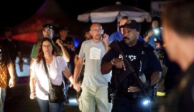 Επίθεση σε φεστιβάλ της Καλιφόρνια: Ανθρωποκυνηγητό για τον εντοπισμό συνεργού του δράστη
