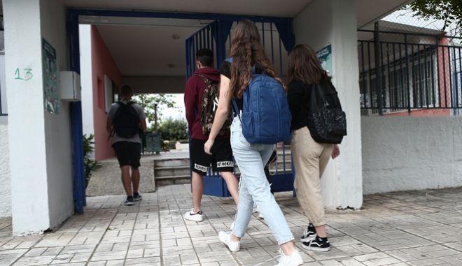 Self test - Σχολεία: Τα μέτρα για μαθητές κι εκπαιδευτικούς - Πώς εκδίδεται η σχολική κάρτα