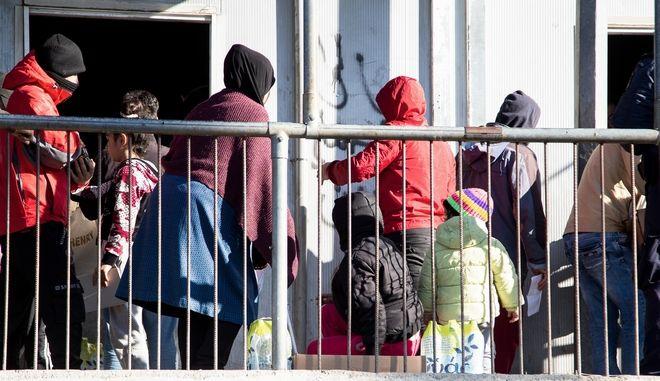 Κορονοϊός: Καραντίνα 14 ημερών στη δομή φιλοξενίας στη Ριτσώνα ...