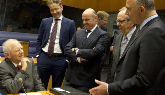 Το κύκνειο 'Όχι' του Σόιμπλε στο Eurogroup