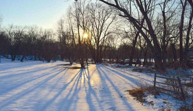 Χειμωνιάτικο το σκηνικό του καιρού τις επόμενες μέρες