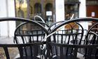 Κλειστή επιχείρηση στη Θεσσαλονίκη εν μέσω lockdown