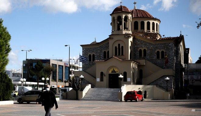 Στιγμιότυπο από το Μοναστηράκι στην Αθήνα