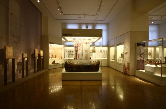 Οι μούμιες, η Τακουσίτ και η αρχαία Αίγυπτος στην Αττική