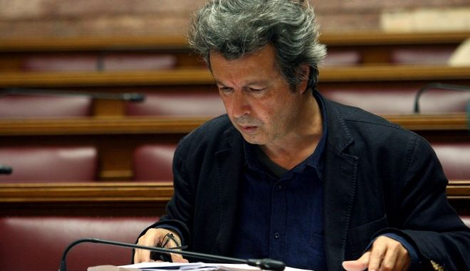 Υπέβαλε την παραίτηση του ο  Τατσόπουλος...