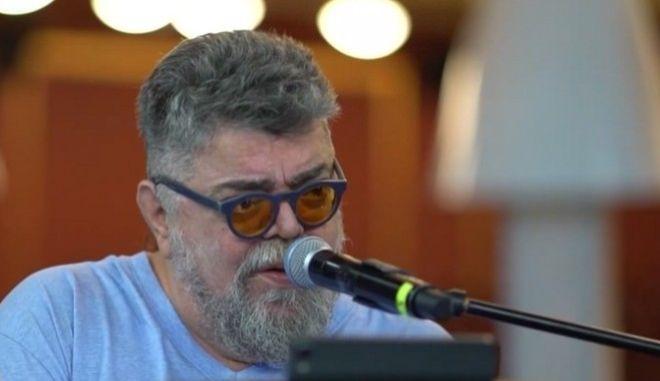 Ο Σταμάτης Κραουνάκης στο MEGA