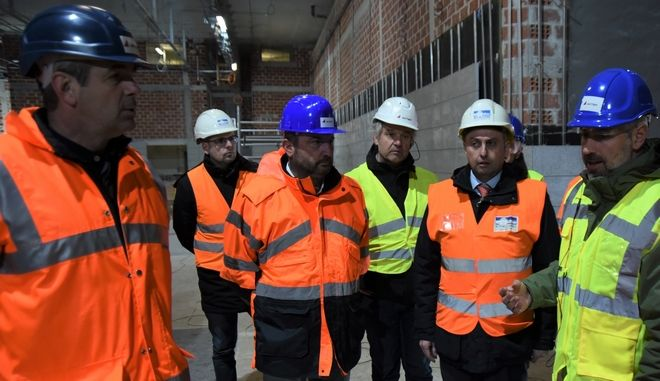 Προχωράει το Μετρό Θεσσαλονίκης - Εντός χρονοδιαγράμματος τα έργα