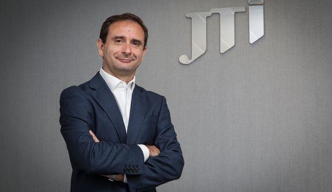 Νέος  Πρόεδρος και Διευθύνων Σύμβουλος της JTI Ελλάδας, ο  Victor Crespo