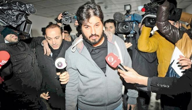 """Ριζά Σαράφ: Ποιος είναι ο """"Μίδας"""" που δωροδοκούσε την κυβέρνηση Ερντογάν"""